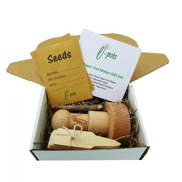 e-pots Pot Maker Gift Set